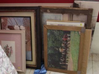 large picture ART lot