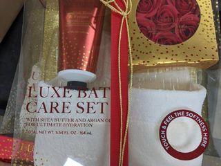 Olivia Grace luxe Bath Care set