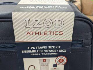 Izod Athletics 4 pc travel size kit