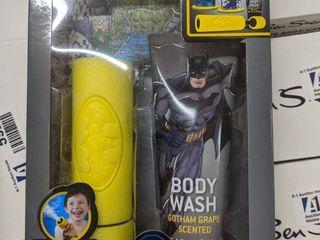 Batman bath blaster