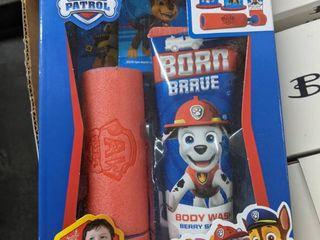 Paw Patrol bath blaster