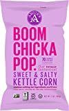 Angie s Popcorn Boomchickapop Sweet and Salty Kettle Corn  7 Ounce  Pack of 12