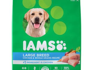 Iams ProActive Health Premium Dog Food for large Breed Dogs  38 5 Pound