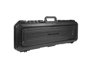 1 latch missing Plano All Weather Case 42  long Gun Shot   gun  Black