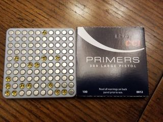 CCI large Pistol Primers No 300 Quantity 1000