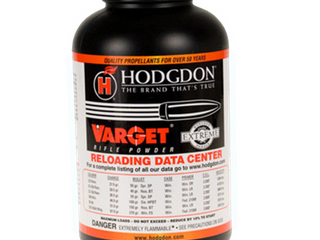 Hodgdon Varget Rfl Powder 1lb factory sealed