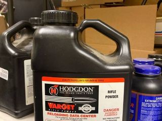 Hodgdon Varget rifle powder 6 pounds