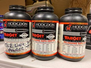 Hodgdon Varget Rifle powder proximately 3 pounds