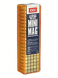 CCI Varmint Rimfire Ammo    22 long Rifle   36 Grain   Hollow Point   100 Rounds