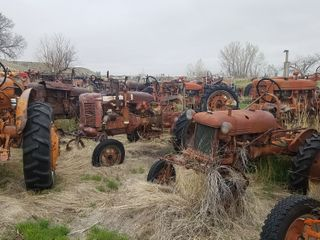 Dry Climate Tractors - The Baltes Collection