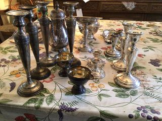 Online Only - Sterling Silver Flatware � Mercury Dimes � Antiques � Collectibles