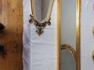 2 Decorative Mirrors