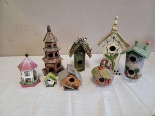 Birdhouse Decorations