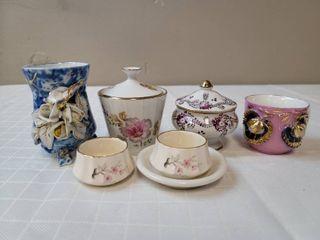 Small Porcelain Decor