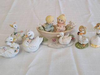 Geese Figurines