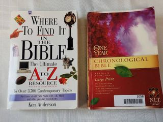 2 Bible Books