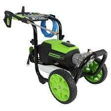 Greenworks Pro 2700PSI 1 2 GPM Electric Pressure Washer