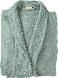 Superior luxurious Combed Cotton Terry Bath Robe  S