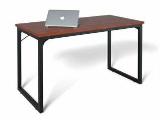 Teak Computer Desk