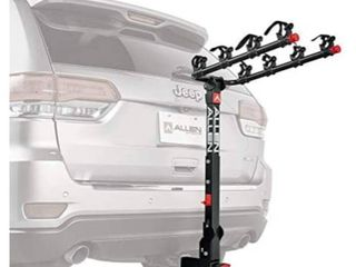 Deluxe Bike Quick Release Hitch Carrier