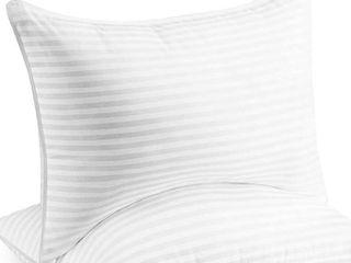 Vacuum Sealed White Pillow