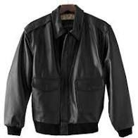 excelled men s type a2 jacket flyers leather xl size black