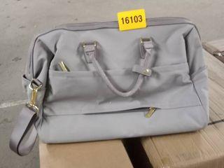 open story bag gray