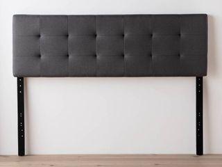 Brookside Emmie Adjustable Upholstered Headboard only  Retail 105 99