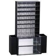 all in one premium acrylic cosmetic organizer
