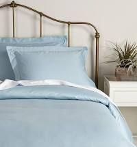 Superior 100  Premium long staple Combed Cotton 400 Thread Count 3 Piece Soft duvet cover set full queen