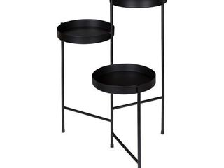 Kate and laurel Finn Metal Tri level Plant Stand  Retail 99 99