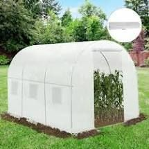 outsunny replacement greenhouse cover only