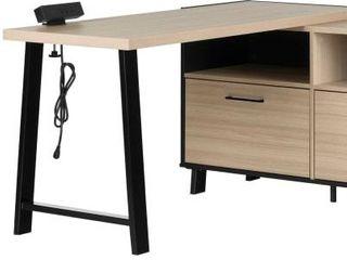 South Shore Kozack l Shaped Desk table part only