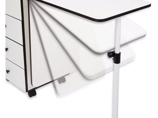Sullivan s Wing Table Extender only White