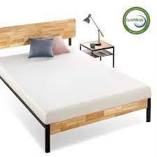 Priage by ZINUS 6 inch Ultima Memory Foam Mattress only Retail 129 99