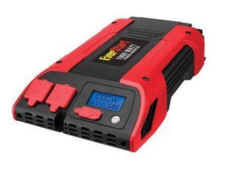 EVERSTART 1000 Watt Power Inverter w USB  PC1000E