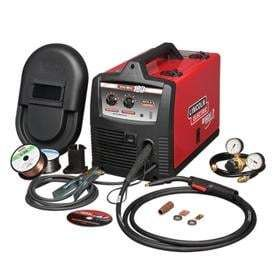 lincoln Electric 230 Volt MIG Flux Cored Wire Feed Welder