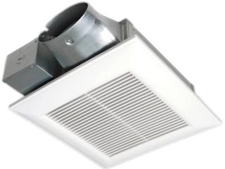 Panasonic FV 0510VS1 WhisperValue DC Ventilation Fan  Speed Selector  low Profile  Quiet