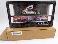 1 64 Scale replica Hartoy Rhett Butler Trucking Show Truck  Model M74017  NIB  shipping box