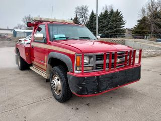 1995 Chevy GMT-400 K3500 Tow Truck Auction #41