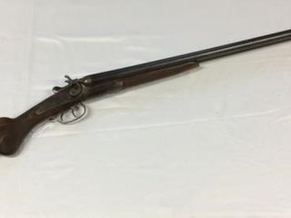 SINGLE OWNER GUN COLLECTION! ONLINE ONLY AUCTION