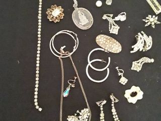 Jewelry lots  More Vintage Jewelry