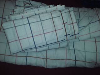 Twin Bedding  Bed Spread  2 Sheets each  flat and fitted  No pillowcases