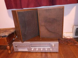 TG Y FM Stereo with Panasonic Speakers