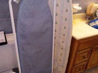 Oreck Steam Iron with Stand and 2 Ironing Boards