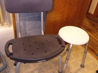 Equate Shower Chairs