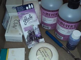 lot of Soap Products