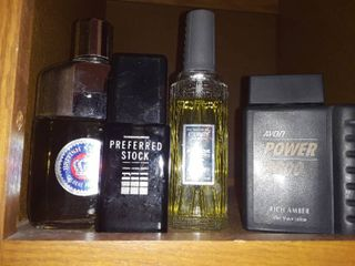 4 Bottles of Mens Cologne  See Pictures for Names