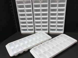 Rubbermaid Ice Cube Trays lot of 5