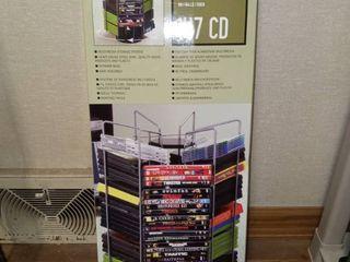 Atlantic Rotating Multi Media Storage System New in Box